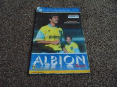 West Bromwich Albion v Ipswich Town, 1995/96